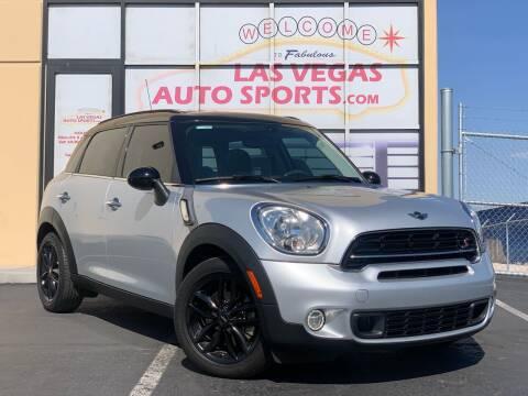 2015 MINI Countryman for sale at Las Vegas Auto Sports in Las Vegas NV