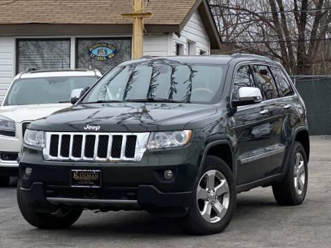 2011 Jeep Grand Cherokee for sale at Kugman Motors in Saint Louis MO