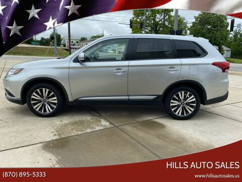 2019 Mitsubishi Outlander for sale at Hills Auto Sales in Salem AR