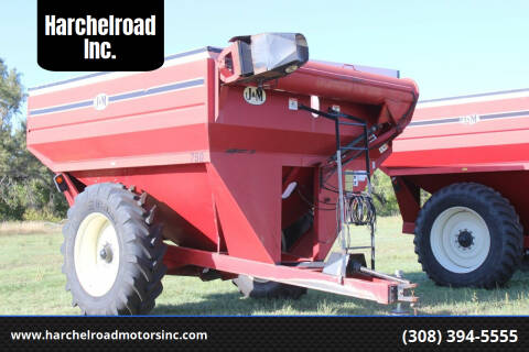 2000 J&M 750-16 for sale at Harchelroad Inc. in Wauneta NE
