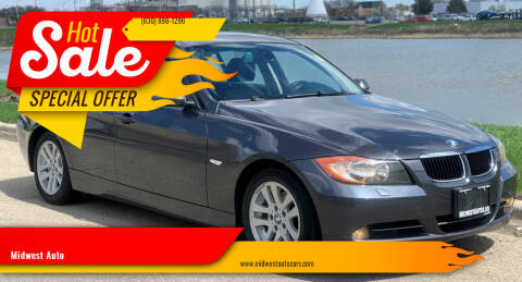 2008 BMW 3 Series for sale at Midwest Auto in Naperville IL