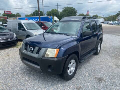 2007 Nissan Xterra for sale at Velocity Autos in Winter Park FL