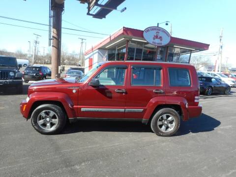 2008 Jeep Liberty for sale at The Carriage Company in Lancaster OH