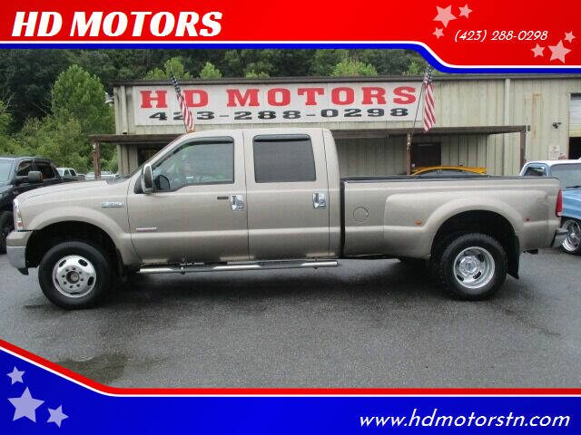 2006 Ford F-350 Super Duty for sale at HD MOTORS in Kingsport TN