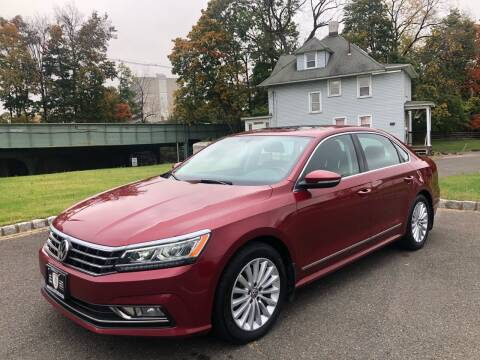 2016 Volkswagen Passat for sale at Mula Auto Group in Somerville NJ