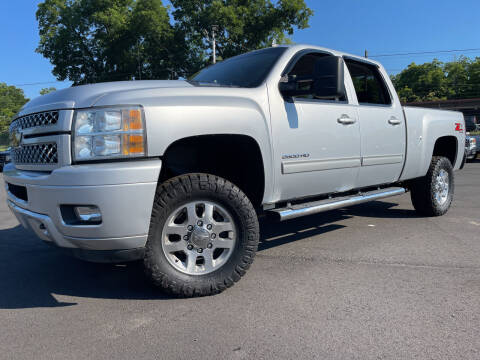 2014 Chevrolet Silverado 2500HD for sale at Beckham's Used Cars in Milledgeville GA