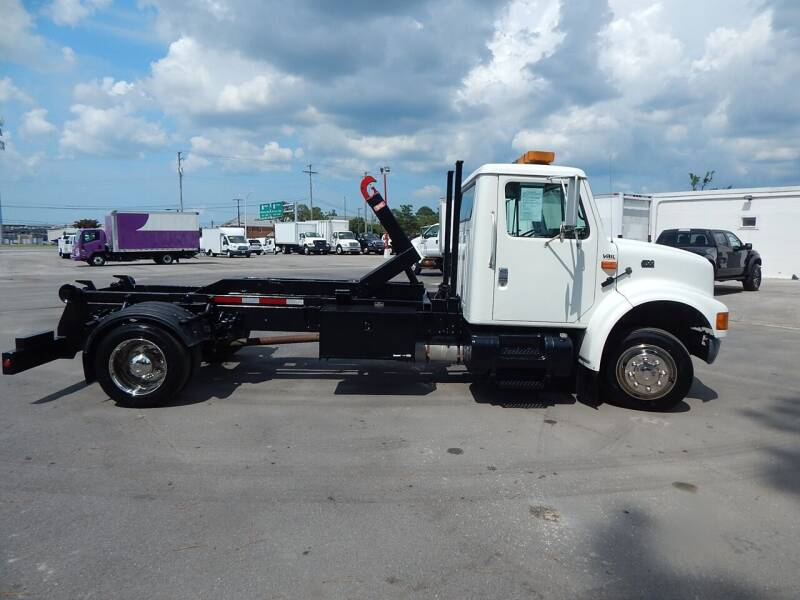 2002 International 4700 for sale at Vail Automotive in Norfolk VA