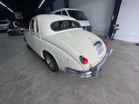 1957 JAGUR XK for sale at Gab Auto sales in Houston TX