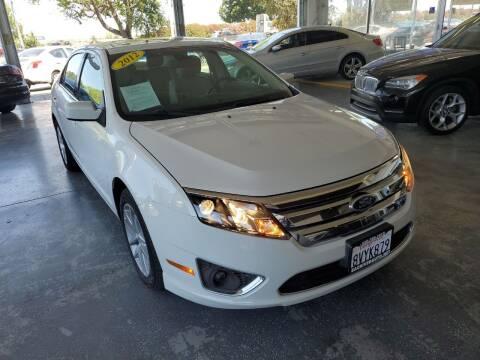 2012 Ford Fusion for sale at Sac River Auto in Davis CA