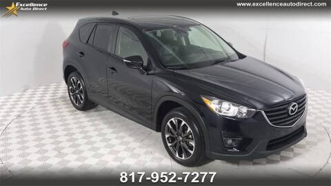 2016 Mazda CX-5 for sale at Excellence Auto Direct in Euless TX