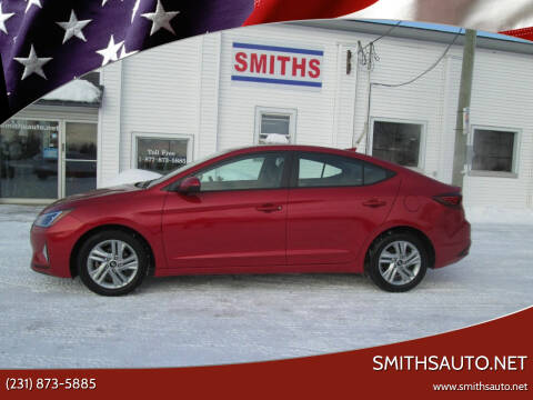 2020 Hyundai Elantra for sale at SmithsAuto.net in Hart MI