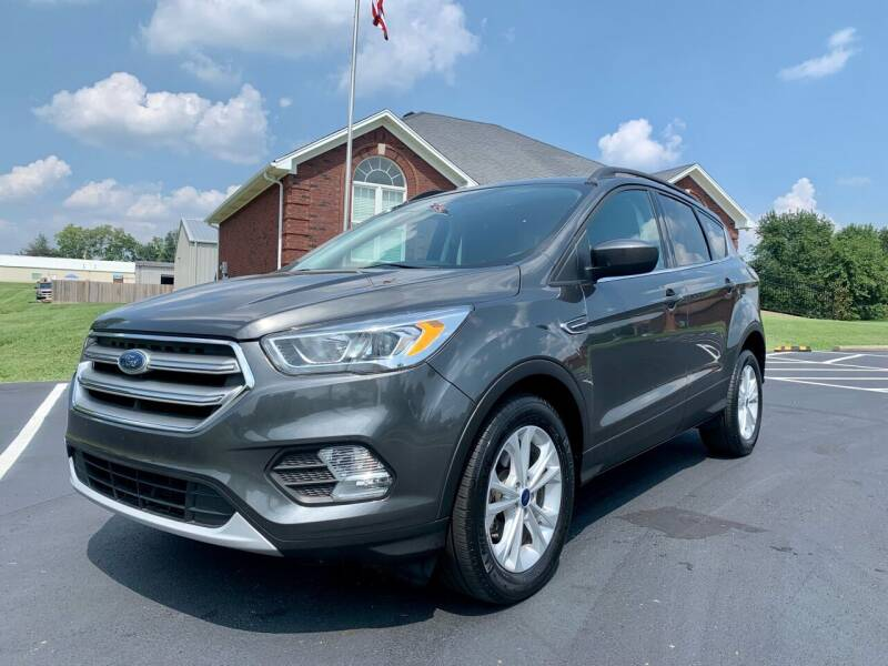 2017 Ford Escape for sale at HillView Motors in Shepherdsville KY