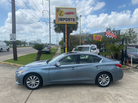 2015 Infiniti Q50 for sale at A to Z IMPORTS in Metairie LA