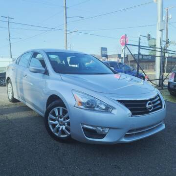2015 Nissan Altima for sale at Paisanos Chevrolane in Seattle WA