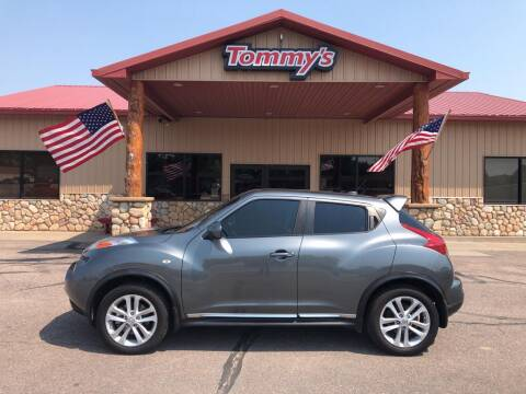 2011 Nissan JUKE for sale at Tommy's Car Lot in Chadron NE