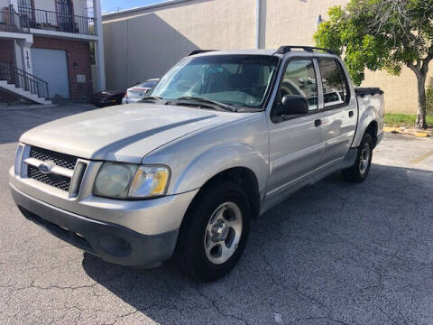 2004 Ford Explorer Sport Trac for sale at Florida Cool Cars in Fort Lauderdale FL