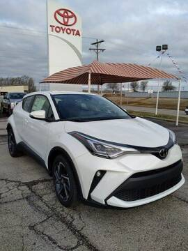 2021 Toyota C-HR for sale at Quality Toyota - NEW in Independence MO