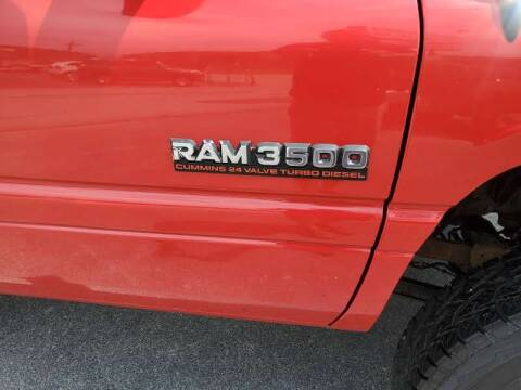 2001 Dodge Ram Pickup 3500 for sale at MCMANUS AUTO SALES in Knoxville TN