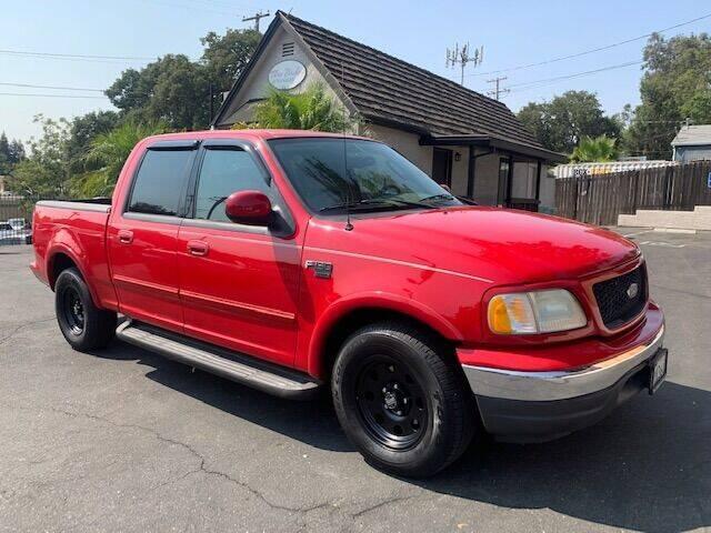 2003 Ford F-150 for sale at Three Bridges Auto Sales in Fair Oaks CA