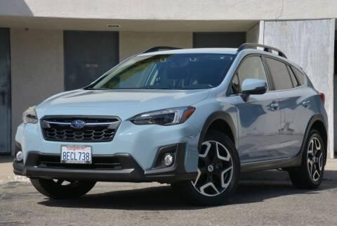 2018 Subaru Crosstrek for sale at Milpas Motors in Santa Barbara CA