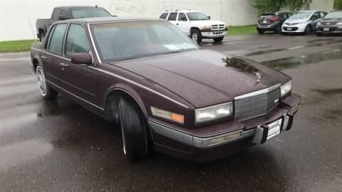 1989 Cadillac Seville for sale at CarXpress in Fredericksburg VA