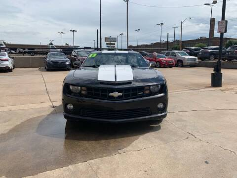2013 Chevrolet Camaro for sale at Southwest Sports & Imports in Oklahoma City OK