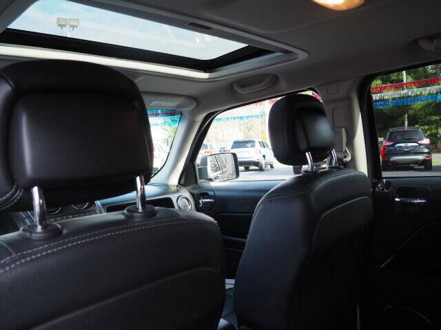 2014 Jeep Patriot High Altitude Edition 4dr SUV - Cortland OH