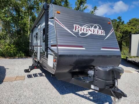 2019 Heartland PIONEER for sale at Bay RV Sales - Towable RV`s in Lillian AL