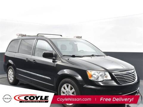 2014 Chrysler Town and Country for sale at COYLE GM - COYLE NISSAN - Coyle Nissan in Clarksville IN