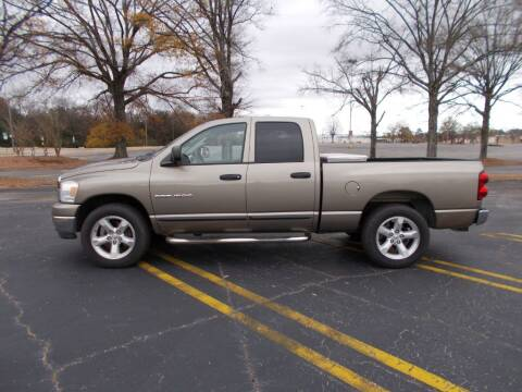2007 Dodge Ram Pickup 1500 for sale at A & P Automotive in Montgomery AL