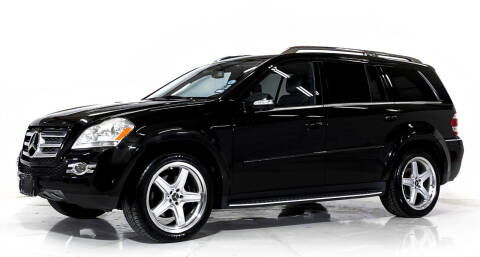 2008 Mercedes-Benz GL-Class for sale at Houston Auto Credit in Houston TX