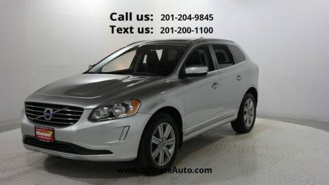2016 Volvo XC60 for sale at NJ State Auto Used Cars in Jersey City NJ