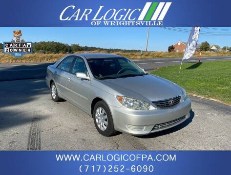 2005 Toyota Camry for sale at Car Logic in Wrightsville PA