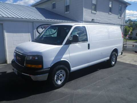 2014 GMC Savana Cargo for sale at VICTORY AUTO in Lewistown PA