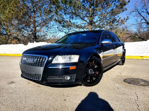 2007 Audi S8 for sale at Excalibur Auto Sales in Palatine IL