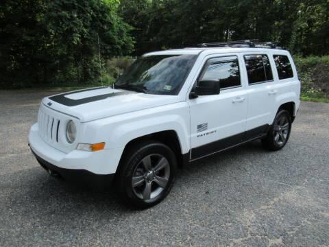 2017 Jeep Patriot for sale at 4Auto Sales, Inc. in Fredericksburg VA