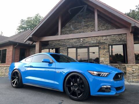 2017 Ford Mustang for sale at Auto Solutions in Maryville TN