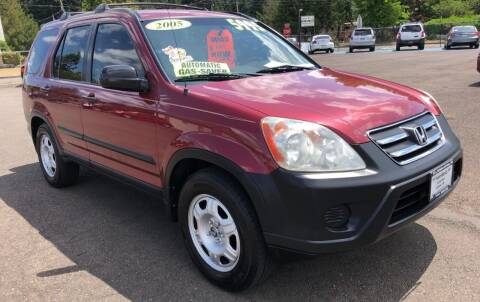 2005 Honda CR-V for sale at Freeborn Motors in Lafayette, OR