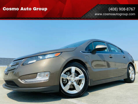 2015 Chevrolet Volt for sale at Cosmo Auto Group in San Jose CA