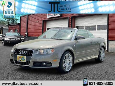 2009 Audi A4 for sale at JTL Auto Inc in Selden NY
