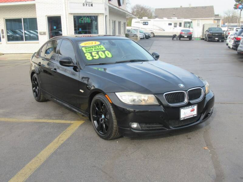 2011 BMW 3 Series for sale at Auto Land Inc in Crest Hill IL