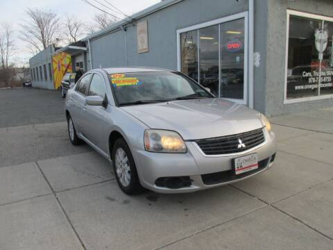 2009 Mitsubishi Galant for sale at Omega Auto & Truck Center, Inc. in Salem MA