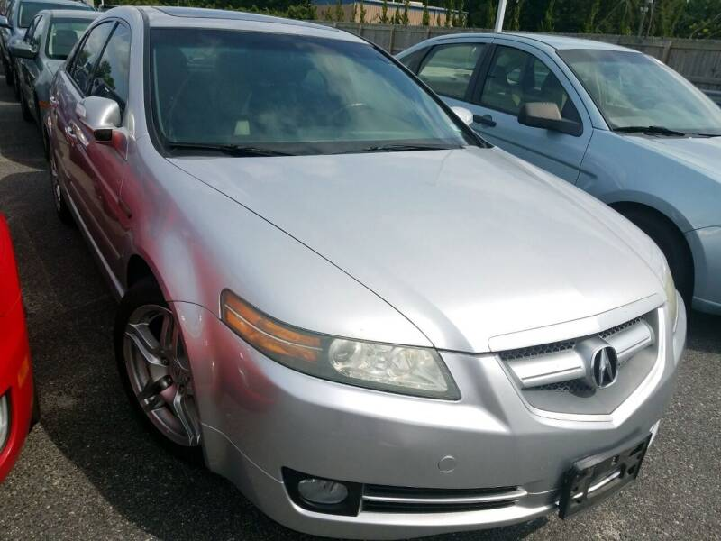 2008 Acura TL for sale at Lakeview Motors in Clarksville VA