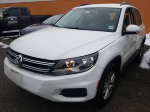 2017 Volkswagen Tiguan for sale at Select AWD in Provo UT