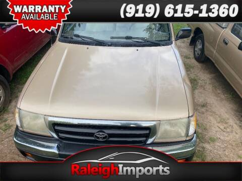 1999 Toyota Tacoma for sale at Raleigh Imports in Raleigh NC