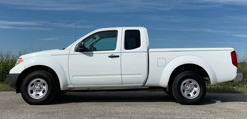 2015 Nissan Frontier for sale at Palmer Auto Sales in Rosenberg TX