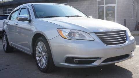 2012 Chrysler 200 for sale at World Auto Net in Cuyahoga Falls OH