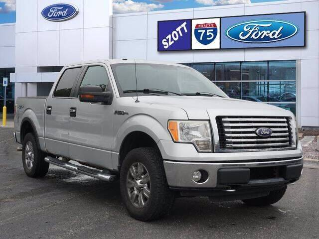 2010 Ford F-150 for sale at Szott Ford in Holly MI