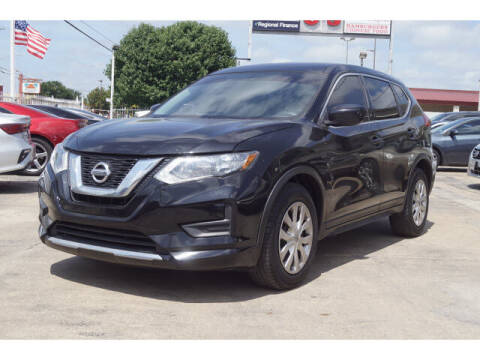 2017 Nissan Rogue for sale at Watson Auto Group in Fort Worth TX