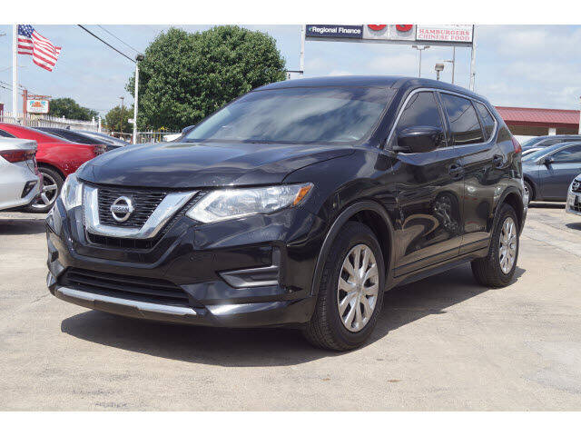 2017 Nissan Rogue for sale at Monthly Auto Sales in Fort Worth TX